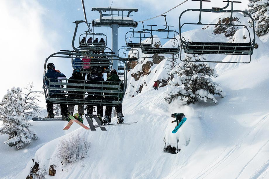 Powder Mountain Resort Hotels