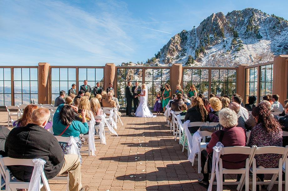 snowbasin wedding