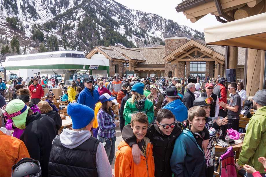 Snowbasin Corporate Retreats