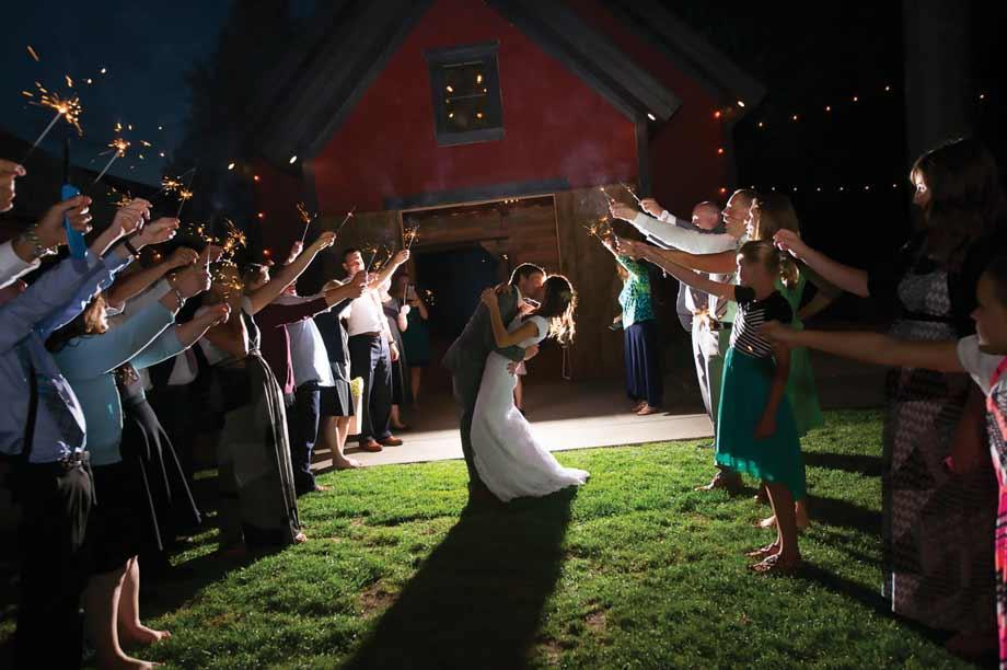 Ogden Valley Wedding Venue | Huntsville Square