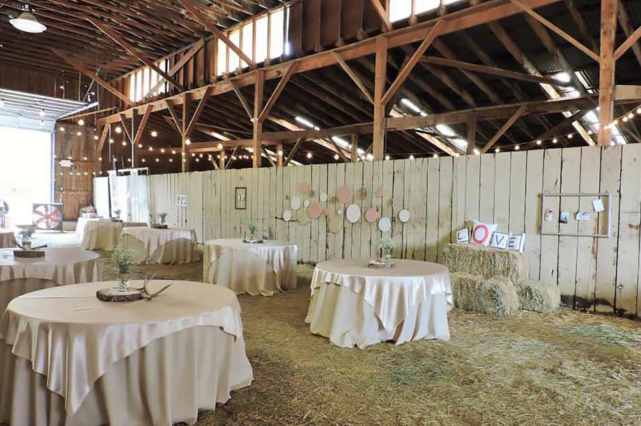 kelly creek farm wedding