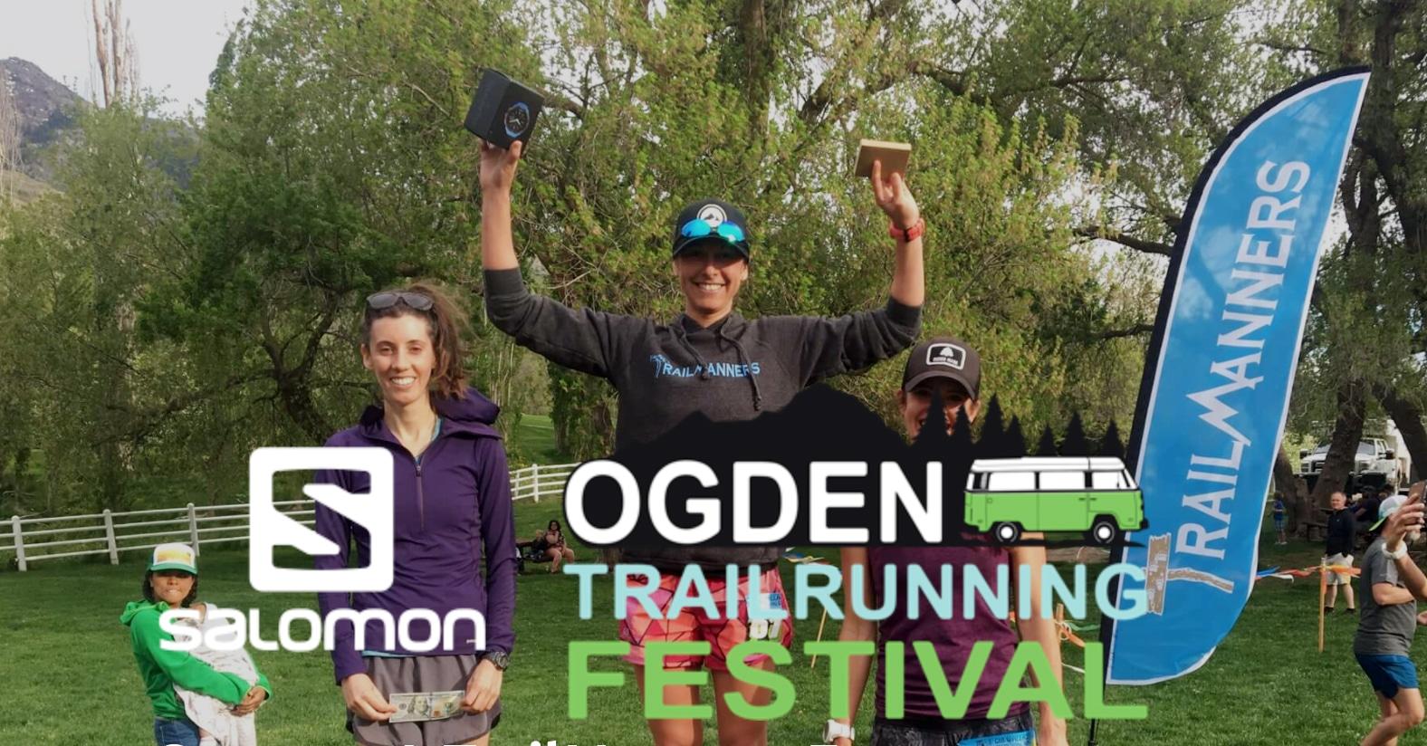 Ogden trail running festival 2018