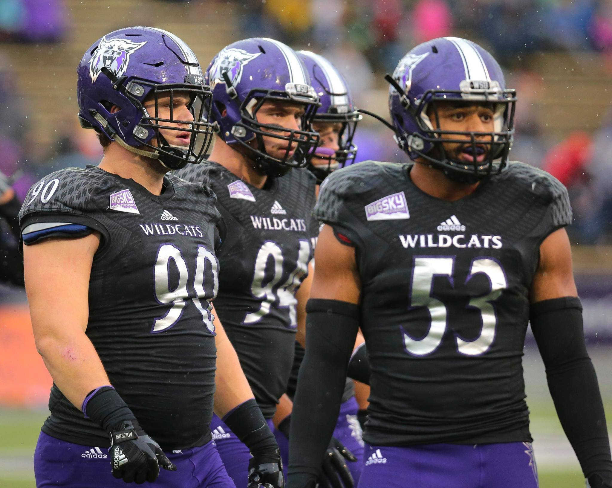 FCS playoffs weber state vs western illinois