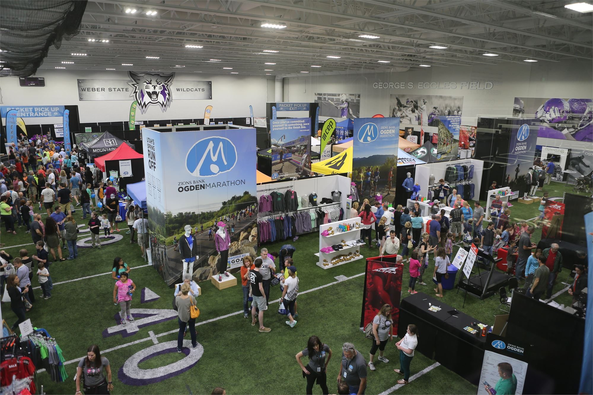 altra fun and fitness expo ogden marathon