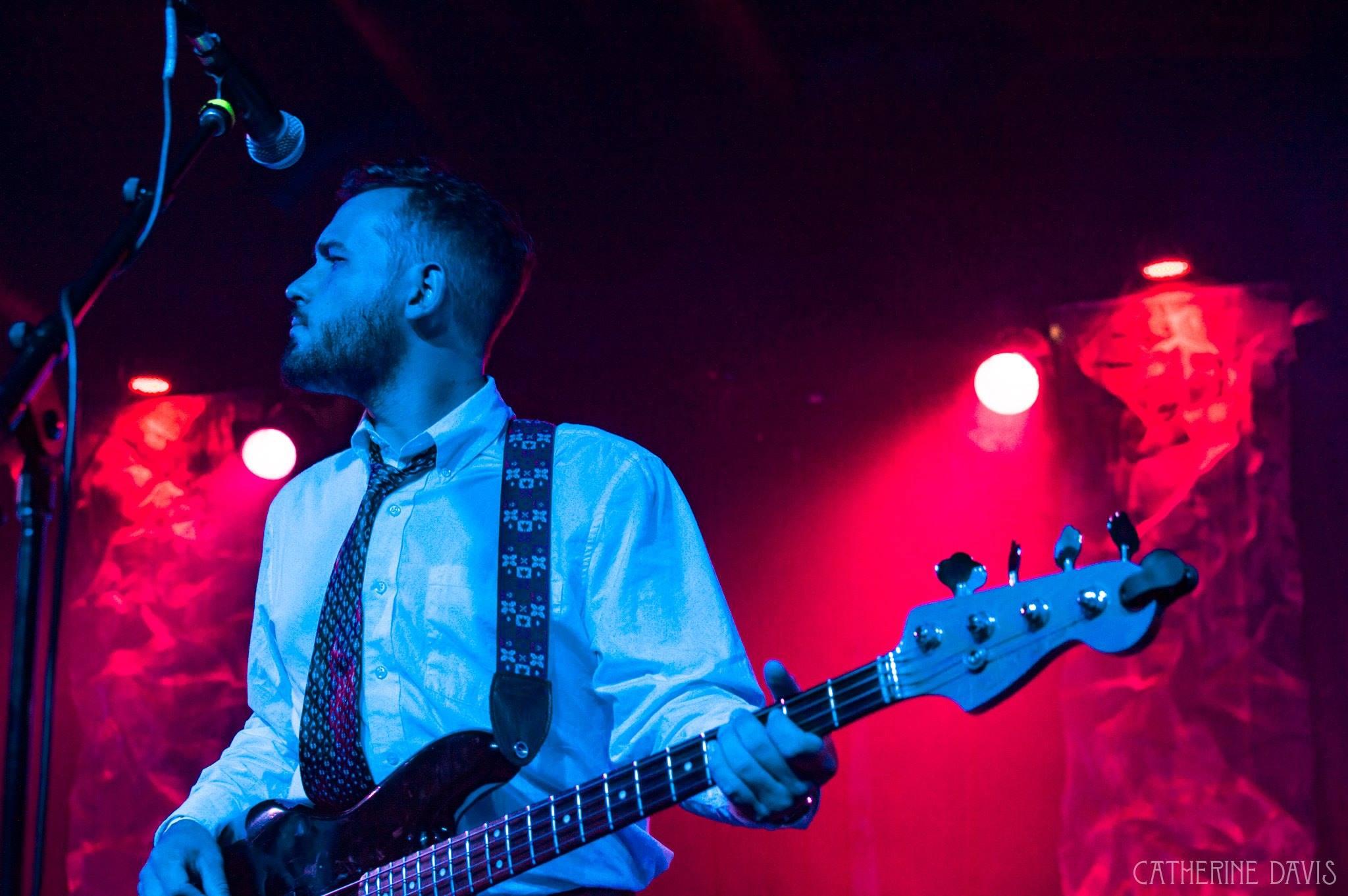 Christian Mills band at Powder Keg