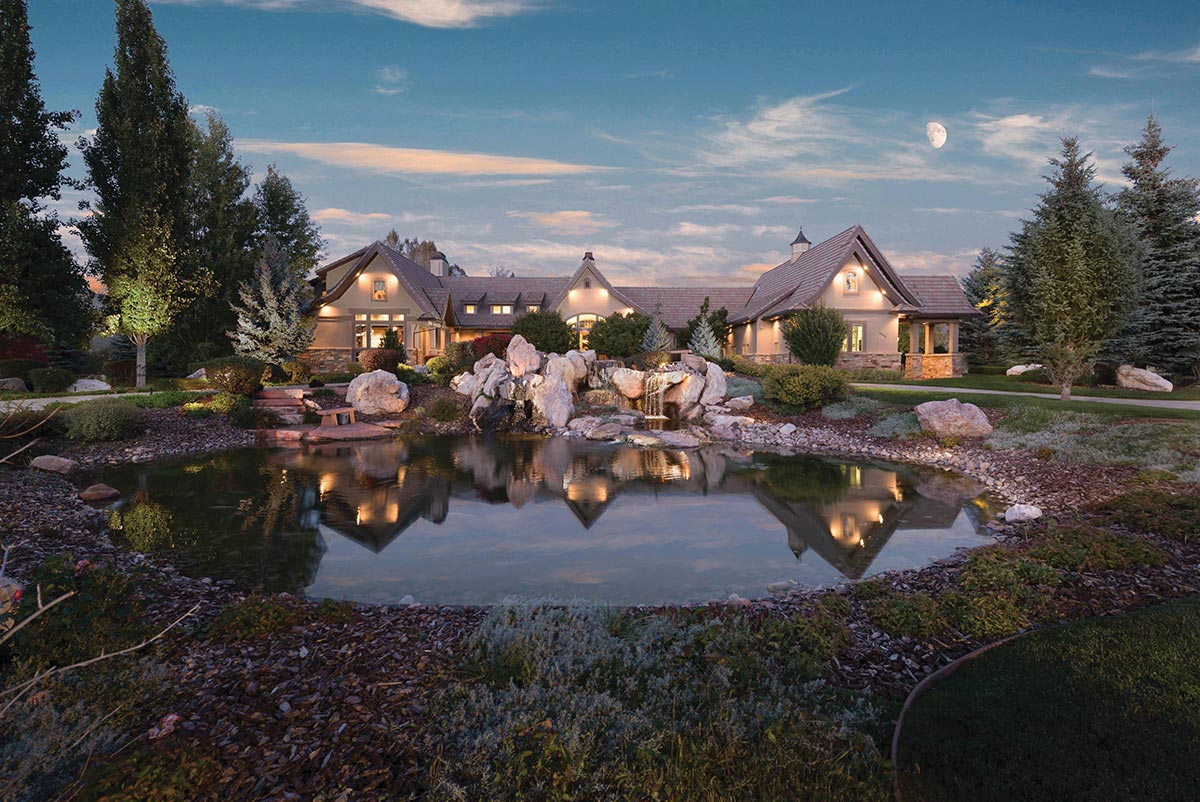 Real estate in ogden valley luxury homes and condos for sale for Mountain luxury