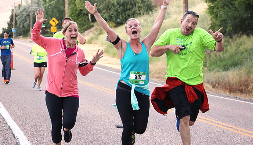 Morgan Valley Marathon