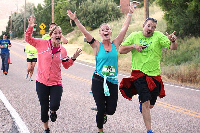 Morgan Valley Marathon