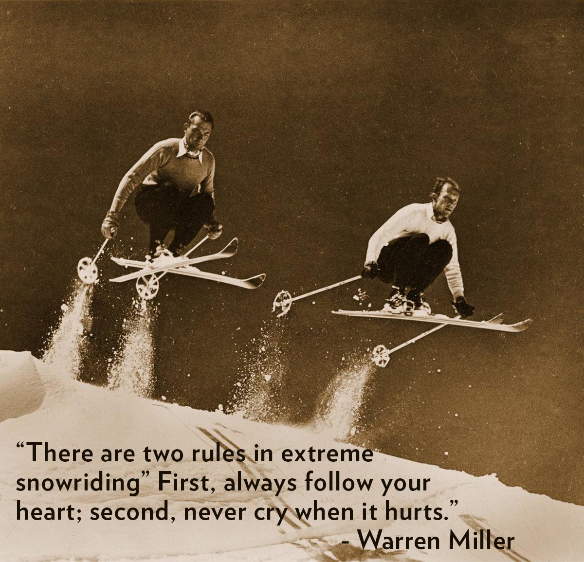 tribute to warren miller 09