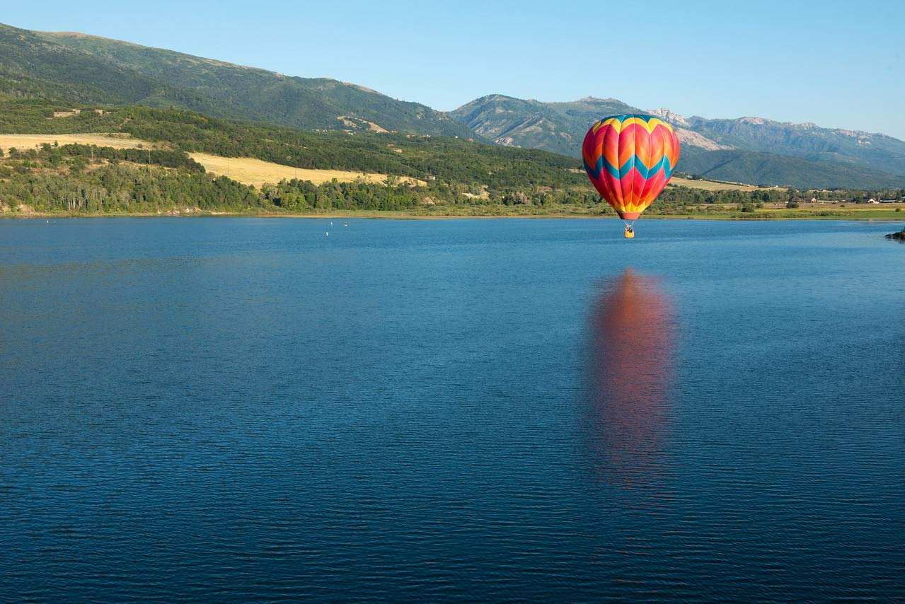 Ogden Valley balloon fest