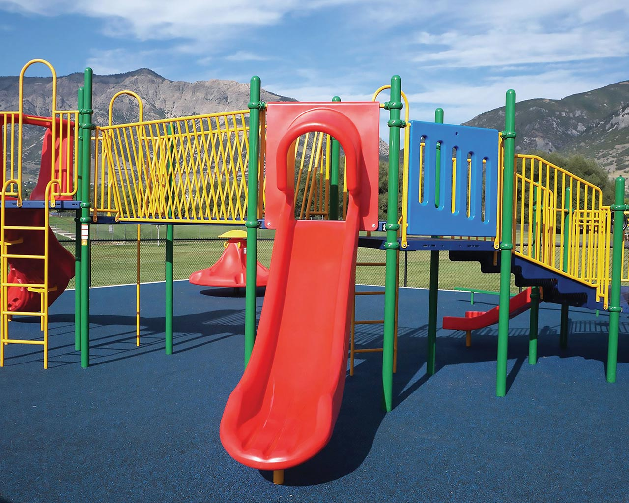 All Abilities Playground Roy Utah