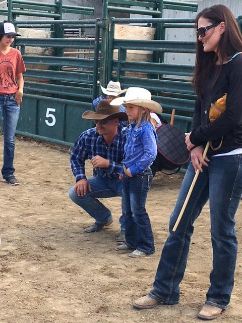 Utah youth rodeo