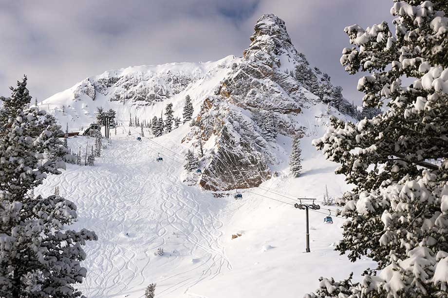Snowbasin Resort