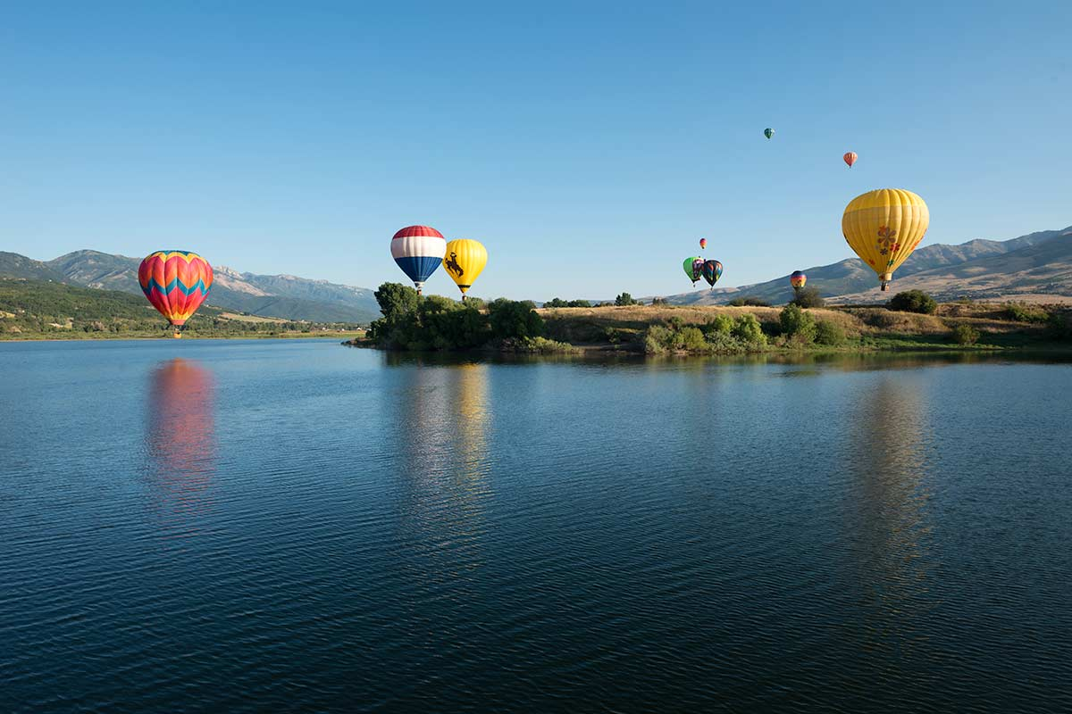 Ogden Valley Balloon Festival