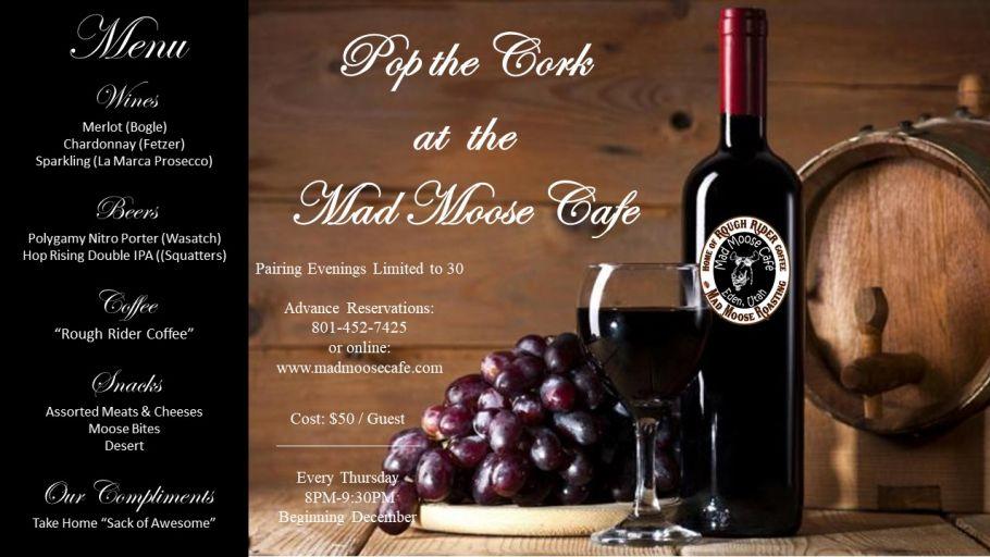 mad moose wine pairing