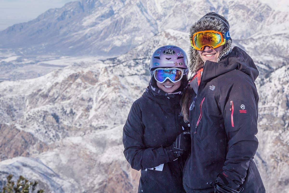 couple ski trips utah valentines date ideas