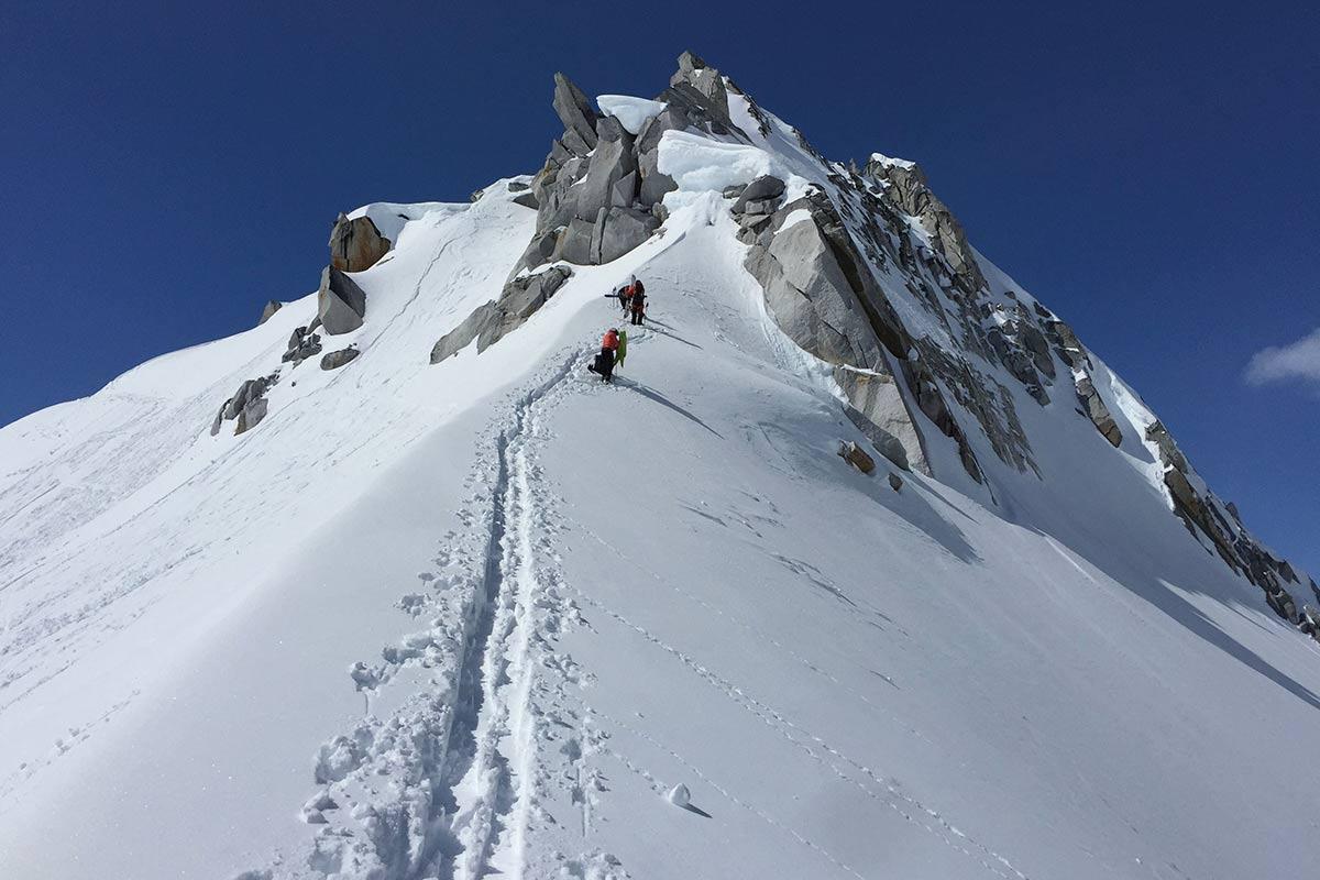 alaskan ski vacation