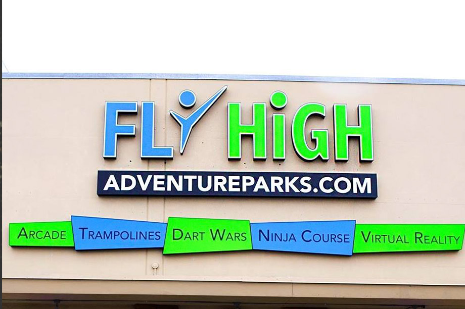 fly high ogden things to do