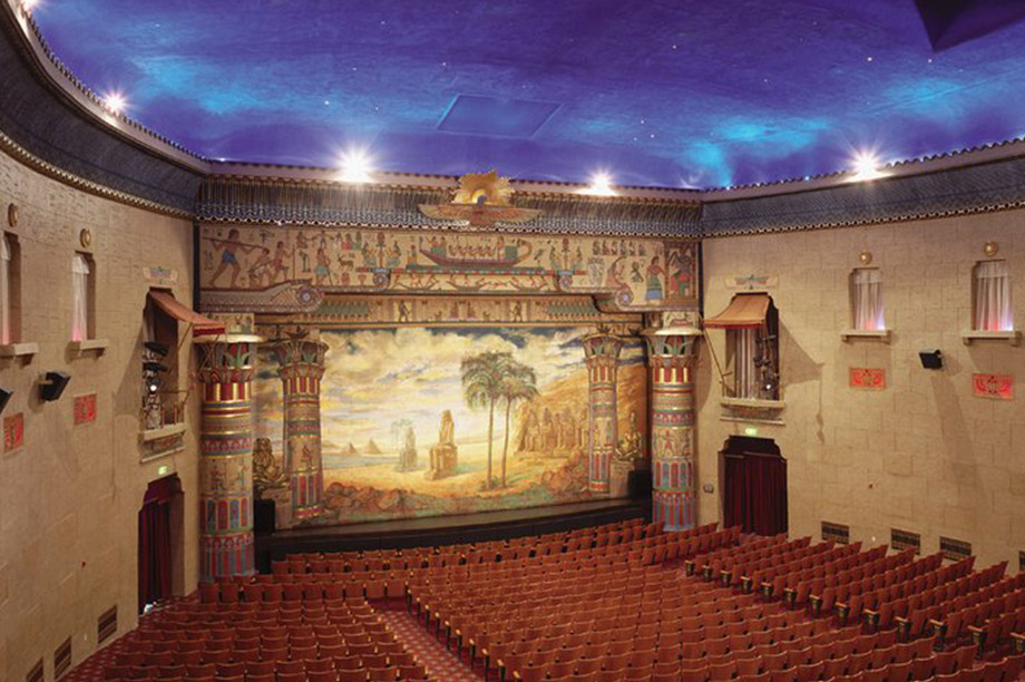 Peery's Egyptian theatre things to do in ogden