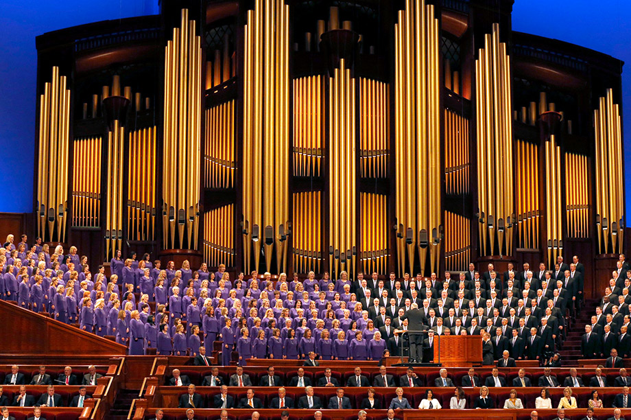 Utah tabernacle choir things to do in salt lake