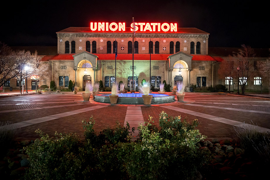 union station things to do in ogden