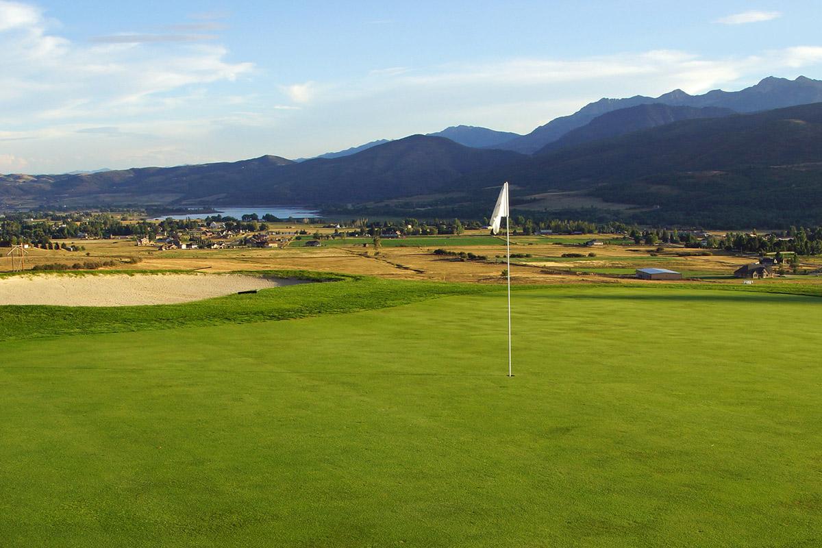wolf creek golf play in ogden valley