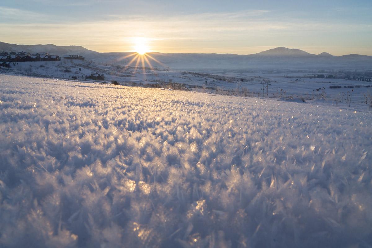 ogden valley winter wonderland