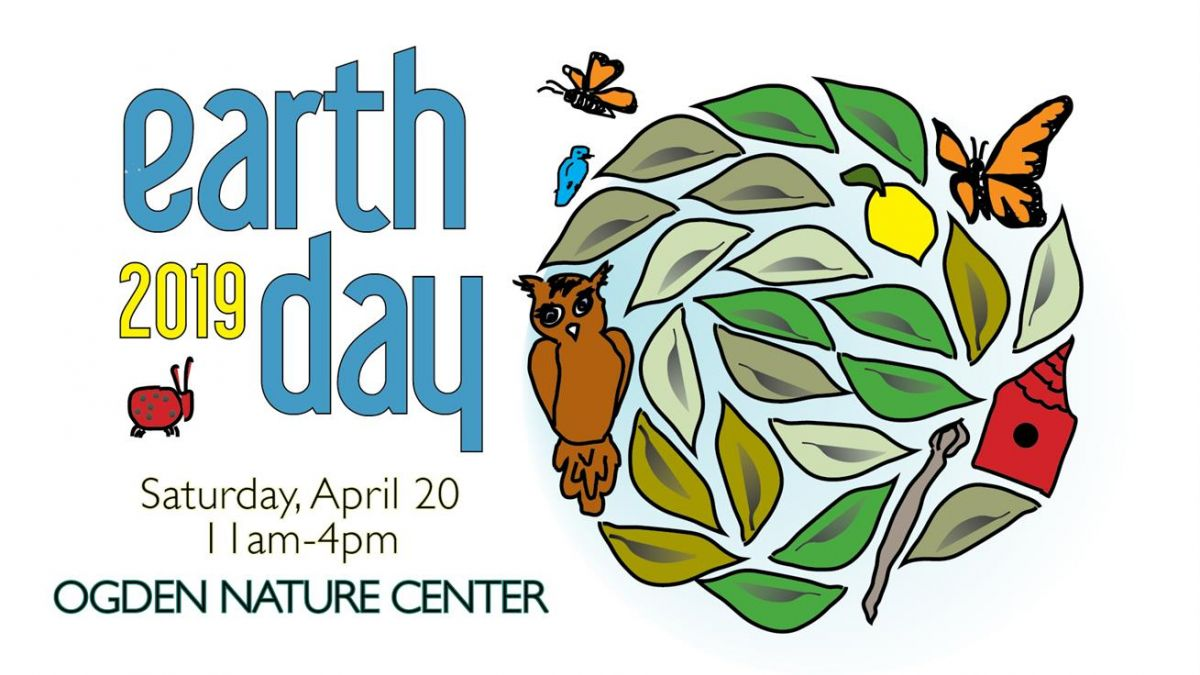 Earth Day celebration ogden nature center