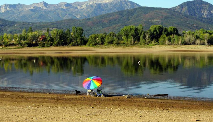pineview water