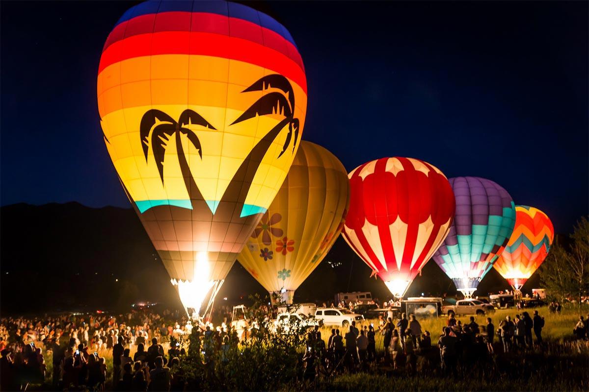 ogden valley balloon festival 2019