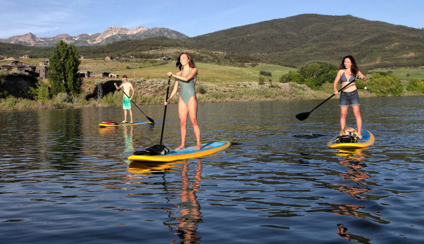 paddle-boarding ogden date night ideas