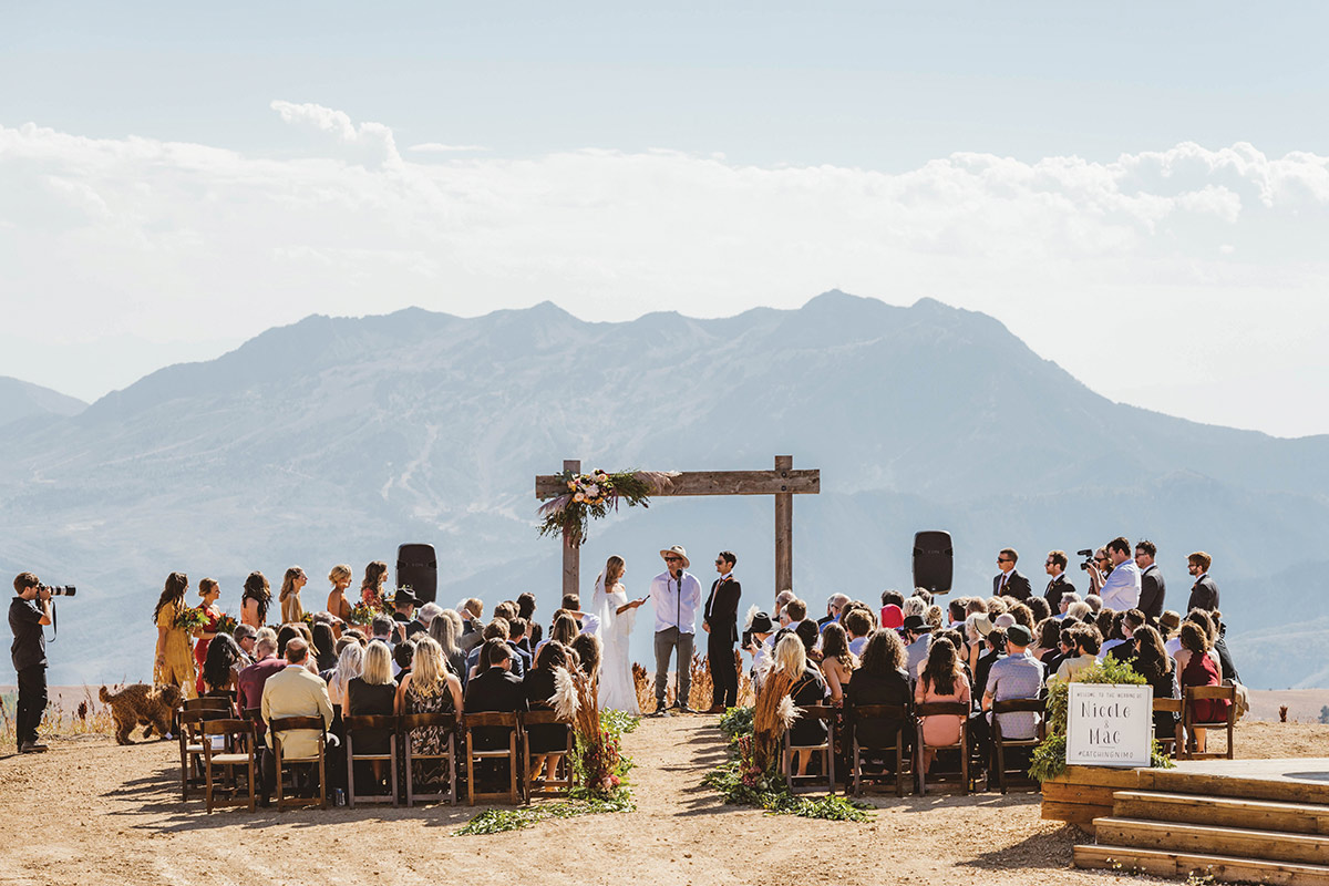 powder mountain wedding venues
